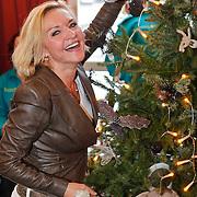 NLD/Amsterdam/20101208 - Skyradio Christmas Tree for Charity 2010, Marisca van Kolck