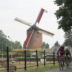25-06-2017: Wielrennen: NK weg elite: Montferland<br />s-Heerenberg (NED) wielrennen<br />Passage Molen Zeddam