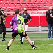 NLD/Amsterdam/20180503- Coen en Sander Live vanuit Johan Cruijff Arena, Glenn Helder, Simon Keizer, Sander lantinga