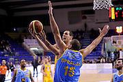 DESCRIZIONE : Porto San Giorgio Lega A 2013-14 Sutor Montegranaro Vanoli Cremona<br /> GIOCATORE : Zeliko Sakic<br /> CATEGORIA : tiro penetrazione<br /> SQUADRA : Sutor Montegranaro<br /> EVENTO : Campionato Lega A 2013-2014<br /> GARA : Sutor Montegranaro Vanoli Cremona<br /> DATA : 12/01/2014<br /> SPORT : Pallacanestro <br /> AUTORE : Agenzia Ciamillo-Castoria/C.De Massis<br /> Galleria : Lega Basket A 2013-2014  <br /> Fotonotizia : Porto San Giorgio Lega A 2013-14 Sutor Montegranaro Vanoli Cremona<br /> Predefinita :