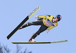 29.01.2011, Mühlenkopfschanze, Willingen, GER, FIS Skijumping Worldcup, Team Tour, Willingen, im Bild THOMAS MORGENSTERN. // during FIS Skijumping Worldcup, Team Tour, willingen, EXPA Pictures © 2011, PhotoCredit: EXPA/ Newspix/ JERZY KLESZCZ +++++ATTENTION+++++ - FOR AUSTRIA (AUT), SLOVENIA (SLO), SERBIA (SRB) an CROATIA (CRO), SWISS SUI and SWEDEN SWE CLIENT ONLY