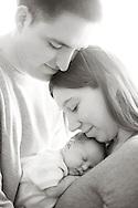Baby Raelyn  :: April 3, 2014 :: Marshfield, Wisconsin Newborn Photography