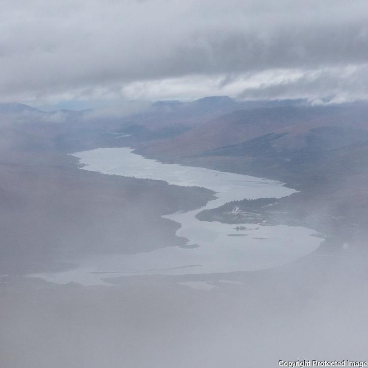 11.03am Corpach and Loch Eil, Highland, Scotland.