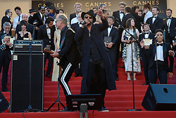 Sting and Shaggy attending the Closing Ceremony and Premiere of The Man Who Killed Don Quixote as part of the 71st annual Cannes Film Festival on May 19, 2018 in Cannes, France. Photo by Aurore Marechal/ABACAPRESS.COM