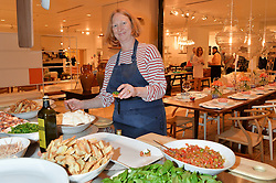 MARGOT HENDERSON at a party to celebrate the launch of Conran Italia at The Conran Shop, Michelin House, 81 Fulham Road, London on 19th March 2015.