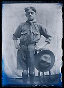 boy scout portrait France ca 1930s