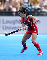 England's Anna Toman during the Vitality Women's Hockey World Cup pool B match at The Lee Valley Hockey and Tennis Centre, London.