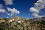 Sundance Mountain in Rocky Mountain National Park, Colorado, USA