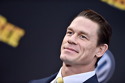 John Cena attends the Bumblebee World Premiere on December 9, 2018 in Los Angeles, CA, USA. Lionel Hahn/ABACAPRESS.COM