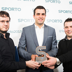 20151119: SLO, Sporto marketing and sponsorship conference 2015 - Sporto Awards 2015 Ceremony