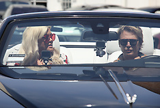 Gemma Collins Films Her Show Diva Forever With jonathan Cheban - 14 May 2019