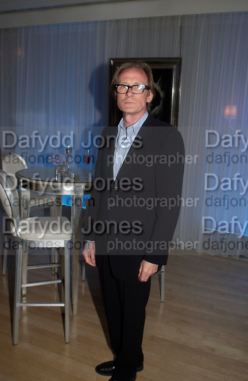 Bill Nighy. An evening in aid of cancer charity Clic Sargent held at the Sanderson Hotel, Berners Street, London on 4th July 2005ONE TIME USE ONLY - DO NOT ARCHIVE  © Copyright Photograph by Dafydd Jones 66 Stockwell Park Rd. London SW9 0DA Tel 020 7733 0108 www.dafjones.com