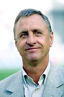 Amsterdam, 30-6-2001<br /> Johan Cruijff