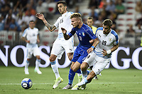 Nice (Francia) 07-06-2017 Stadio Allianz Riviera Friendly match Italia - Uruguay / Italy - Uruguay foto Image Sport/Insidefoto<br /> nella foto: Ciro Immobile-Matias Vecino-Sebastian Coates