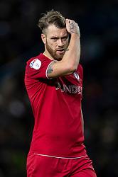 Nathan Baker of Bristol City - Mandatory by-line: Daniel Chesterton/JMP - 15/02/2020 - FOOTBALL - Elland Road - Leeds, England - Leeds United v Bristol City - Sky Bet Championship