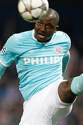 15-03-2016 ESP, UEFA CL, Atletico Madrid - PSV Eindhoven, Madrid<br /> PSV Eindhoven's Jetro Willems // during the UEFA Champions League Round of 16, 2nd Leg match between Atletico Madrid and PSV Eindhoven at the Estadio Vicente Calderon in Madrid, Spain on 2016/03/15. <br /> <br /> ***NETHERLANDS ONLY***