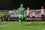Forest Green Rovers v Oldham Athletic 160221