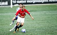 Fotball 1. juni 2012 , U21  Norge - Azerbaijan<br /> Norway - Azerbaijan<br /> Vegar Hedenstad  ,Norge<br /> Eshgin Guliyev, Azerbadijan