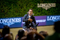Alvarez Moya Sergio, ESP, Jet Run<br /> Longines FEI Jumping Nations Cup Final<br /> Challenge Cup - Barcelona 2019<br /> © Dirk Caremans<br />  05/10/2019