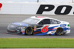 June 3, 2018 - Long Pond, PA, U.S. - LONG POND, PA - JUNE 03:  Matt Kenseth (6) drives the.Ford Performance Ford during the Monster Energy NASCAR Cup Series - Pocono 400 on June 3, 2018 at Pocono Raceway in Long Pond, PA.  (Photo by Rich Graessle/Icon Sportswire) (Credit Image: © Rich Graessle/Icon SMI via ZUMA Press)