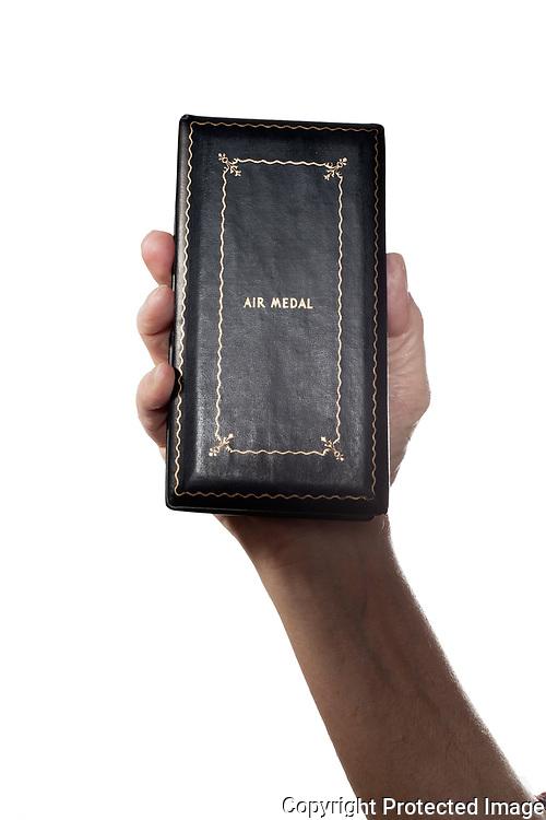Air Medal Box WWII