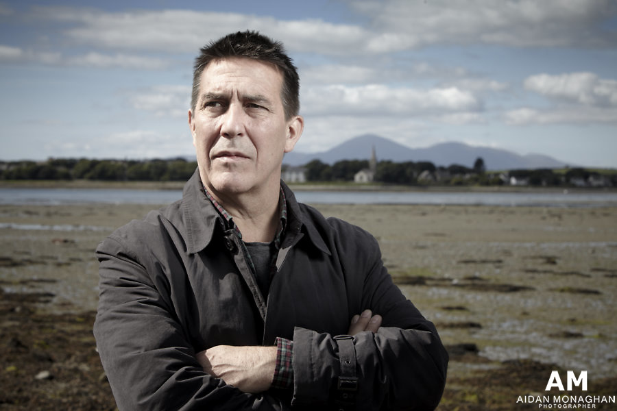 Ciaran Hinds Actor - The Shore 2010 - director Terry George<br /> The Shore is a Northern Irish short film directed by Terry George. The film won the 2012 Academy Award for Best Live Action Short Film.The film follows two boyhood best friends who are reunited after a 25 year division created by a misunderstanding from the days of the Northern Ireland Troubles. Stills Photography by Aidan Monaghan