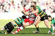 Gloucester Rugby v Northampton Saints 070315