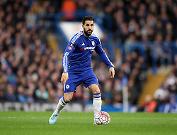 Cesc Fabregas of Chelsea - Mandatory byline: Robbie Stephenson/JMP - 10/01/2016 - FOOTBALL - Stamford Bridge - London, England - Chelsea v Scunthrope United - FA Cup Third Round