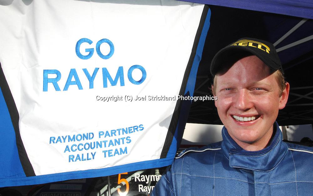 Glen RAYMOND .Motorsport-Rally/2009 Forest Rally .Heat 1.4th of April 2009.Nannup, Western Australia.(C) Joel Strickland Photographics
