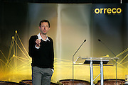 Dr Nathan Lewis at the Orreco Science Summit, Glenlo Abbey Hotel, Galway, 25.10.16