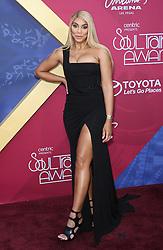 Tamar Braxton bei den Soul Train Awards 2016 in Las Vegas / 061116<br /> <br /> *** Soul Train Awards 2016 Red Carpet at the Orleans Arena in Las Vegas, USA, November 6, 2016 ***