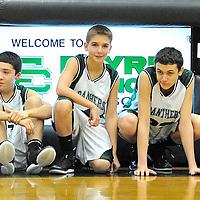 1.15.2013 Oberlin at Elyria Catholic Boys Freshman Basketball