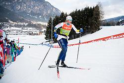 January 6, 2018 - Val Di Fiemme, ITALY - 180106 Maria NordstrÅ¡m of Sweden during warm-up ahead of women's 10km mass start classic technique during Tour de Ski on January 6, 2018 in Val di Fiemme..Photo: Jon Olav Nesvold / BILDBYRN / kod JE / 160122 (Credit Image: © Jon Olav Nesvold/Bildbyran via ZUMA Wire)