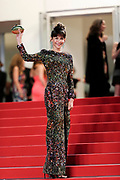 """Sophie Marceau attends the """" Mountains may depart """" Premiere during the 68th annual Cannes Film Festival on May 20, 2015 in Cannes, France"""