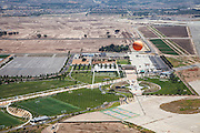 Orange County Great Park Aerial Stock Photo