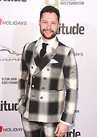 Calum Scott, The Virgin Holidays Attitude Awards Powered by Jaguar, The Roundhouse, London UK, 12 October 2017, Photo by Brett D. Cove