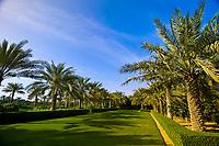 Gardens, Desert Palm Hotel, Dubai, United Arab Emirates