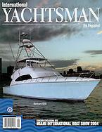 Magazine Cover - International Yachtsman Bertram 630
