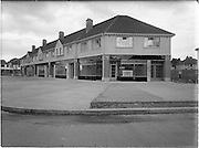 3/9/1952<br /> 9/3/1952<br /> 3 September 1952<br /> <br /> Houses and Shops at Roebuck Estate on Goatstown Road