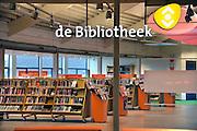 Nederland, Ubbergen, 30-12-2011De bibliotheek van een kleine gemeente. Dit soort vooorzieningen staan door de opgelegde bezuinigingen van de regering onder druk.Foto: Flip Franssen/Hollandse hoogte