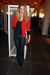 Actress ANNABELLE WALLIS at a party to celebrate the opening of the new H&M store at 234 Regent Street, London on 13th February 2008.<br /><br />NON EXCLUSIVE - WORLD RIGHTS