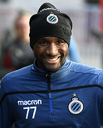 December 10, 2018 - Bruges, Belgique - BRUGGE, DECEMBER 10 :  Clinton Mata defender of Club Brugge pictured during practice session the day before the UEFA Champions League group A match between Club Brugge KV and Atletico Madrid on December 10, 2018 in Brugge, 10/12/2018 (Credit Image: © Panoramic via ZUMA Press)