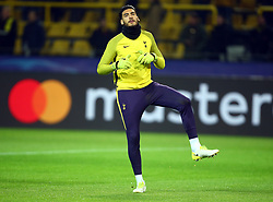 November 21, 2017 - Dortmund, Germany - Tottenham Hotspur's Paulo Gazzaniga. during UEFA Champion  League Group H Borussia Dortmund between Tottenham Hotspur played at Westfalenstadion, Dortmund, Germany 21 Nov 2017  (Credit Image: © Kieran Galvin/NurPhoto via ZUMA Press)