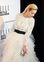 Rita Ora, ELLE Style Awards, One Embankment, London UK, 18 February 2014, Photo by Richard Goldschmidt