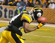 The Pittsburgh Steelers defeated the Baltimore Ravens  31-24 in a playoff game at Heinz Field in Pittsburgh, PA.