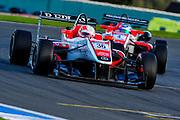 2012 British F3 International Series.Donington Park, Leicestershire, UK.27th - 30th September 2012..World Copyright: Jamey Price/LAT Photographic.ref: Digital Image Donington_BritF3-19600