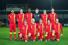 121101 Wales U16 v England U16