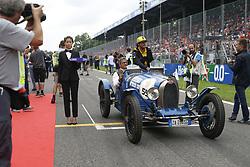 September 2, 2018 - Monza, Italy - Motorsports: FIA Formula One World Championship 2018, Grand Prix of Italy, .#55 Carlos Sainz jr. (ESP, Renault Sport Formula One Team) (Credit Image: © Hoch Zwei via ZUMA Wire)