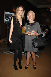 Left to right, ALEXANDRA AITKEN and her mother LOLICIA AITKEN at a party to celebrate the first year if ING's sponsorship of the Renault Formula 1 team, held at the Mayfair Hotel, Stratton Street, London W1 on 28th November 2007.<br />