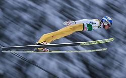 16.12.2017, Gross Titlis Schanze, Engelberg, SUI, FIS Weltcup Ski Sprung, Engelberg, im Bild Gregor Schlierenzauer (AUT) // Gregor Schlierenzauer of Austria during Mens FIS Skijumping World Cup at the Gross Titlis Schanze in Engelberg, Switzerland on 2017/12/16. EXPA Pictures © 2017, PhotoCredit: EXPA/JFK